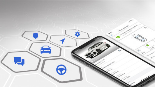 Ваше авто в смартфоне