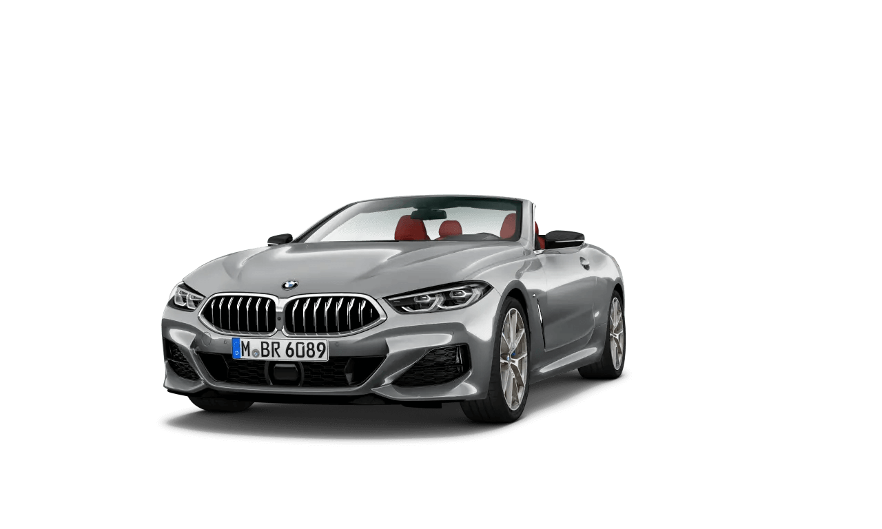 BMW M850i xDRIVE КАБРИОЛЕТ