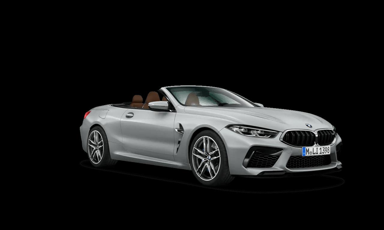 BMW M8 КАБРИОЛЕТ