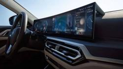 Вигнутий дисплей BMW.