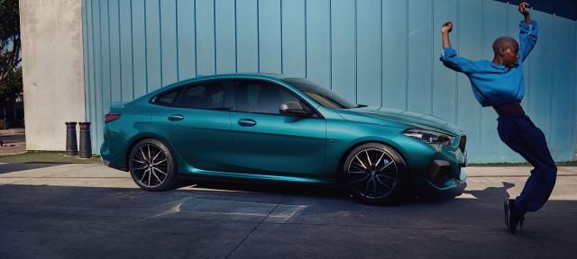 BMW 2 СЕРИИ GRAN COUPÉ: ПРЕДЛОЖЕНИЯ И УСЛУГИ