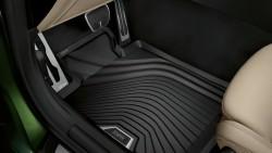 Всепогодні килимки BMW, передні.