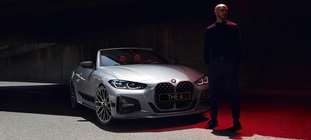 АКСЕСУАРИ M PERFORMANCE ДЛЯ BMW 4 СЕРІЇ CABRIO.