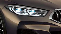 Лазерні фари BMW Laserlight