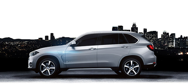 BMW X5 С СИСТЕМОЙ eDRIVE.