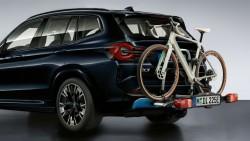 Задняя велосипедная стойка BMW Pro 2,0