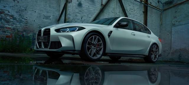 BMW M3 COMPETITION – «смачний» модерновий автопроєкт