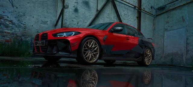 КОМПЛЕКТУЮЧІ BMW M PERFORMANCE