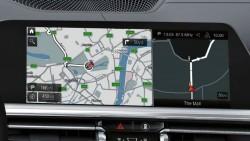 Технология BMW Live Cockpit Professional.