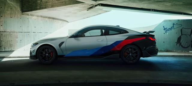 АКСЕССУАРЫ BMW M PERFORMANCE