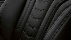 Оформлення зі шкіри 'Merino' BMW Individual