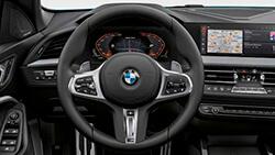 Спортивное рулевое управление M.