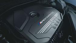 2,0-литровый 4-цилиндровый бензиновый двигатель BMW TwinPower Turbo.