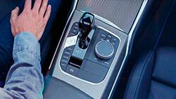 8-ступінчаста автоматична коробка передач Steptronic.