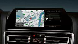 BMW Live Cockpit Professional.