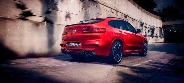 BMW X4 M COMPETITION, BMW X4 M.