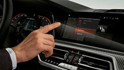 Приборная панель BMW Live Cockpit Professional