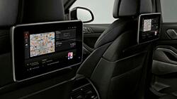 Информационно-развлекательная система Professional для задних пассажиров