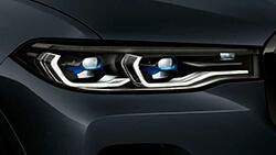 Лазерні фари BMW