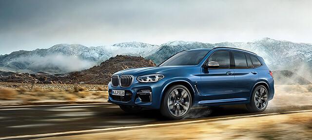 BMW X3<br>ВІД 1 377 000 ГРН.*