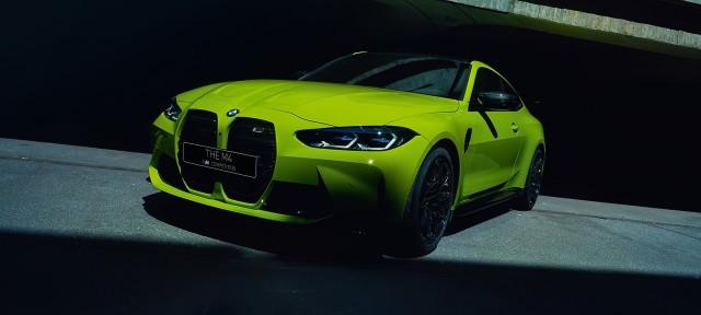 ЧЕМ МОЖЕТ ПОХВАСТАТЬСЯ BMW M4 COMPETITION COUPE