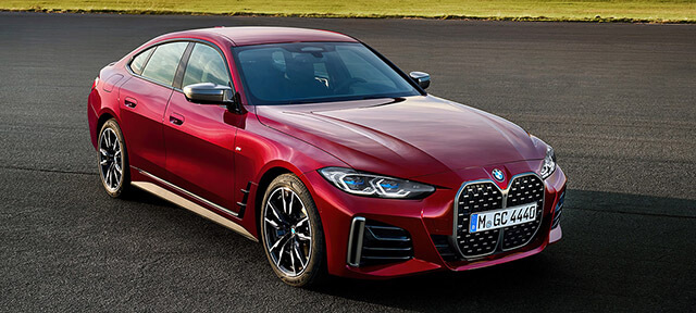THE 4 GRAN COUPE.