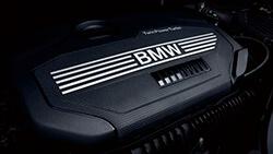 BMW TwinPower Turbo 4-цилиндровый дизельный двигатель.