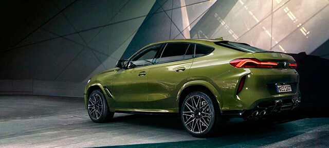 THE X6 M