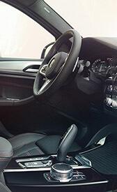 ИНТЕРЬЕР BMW X4.