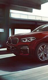 ХОДОВЫЕ КАЧЕСТВА BMW X4.