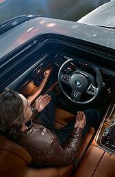 ИНТЕРЬЕР BMW X5.
