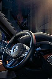 ТЕХНОЛОГИИ BMW X5.