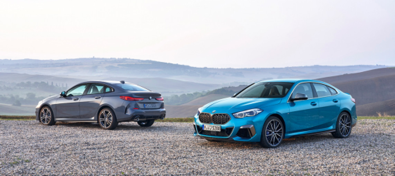 BMW 2 СЕРІЇ GRAN COUPE.