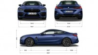BMW M8 Competition Купе