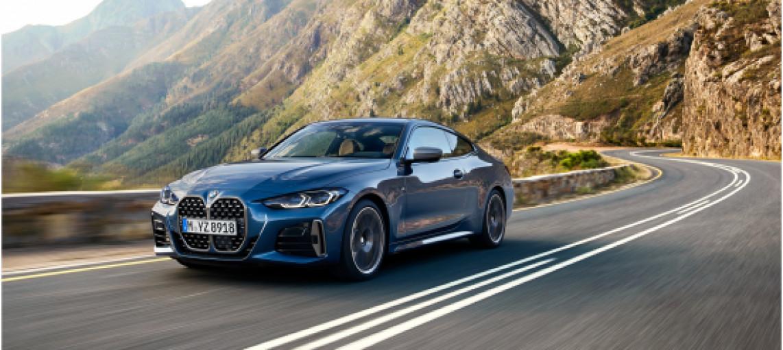 BMW Group представляет новый BMW 4 серии Coupe