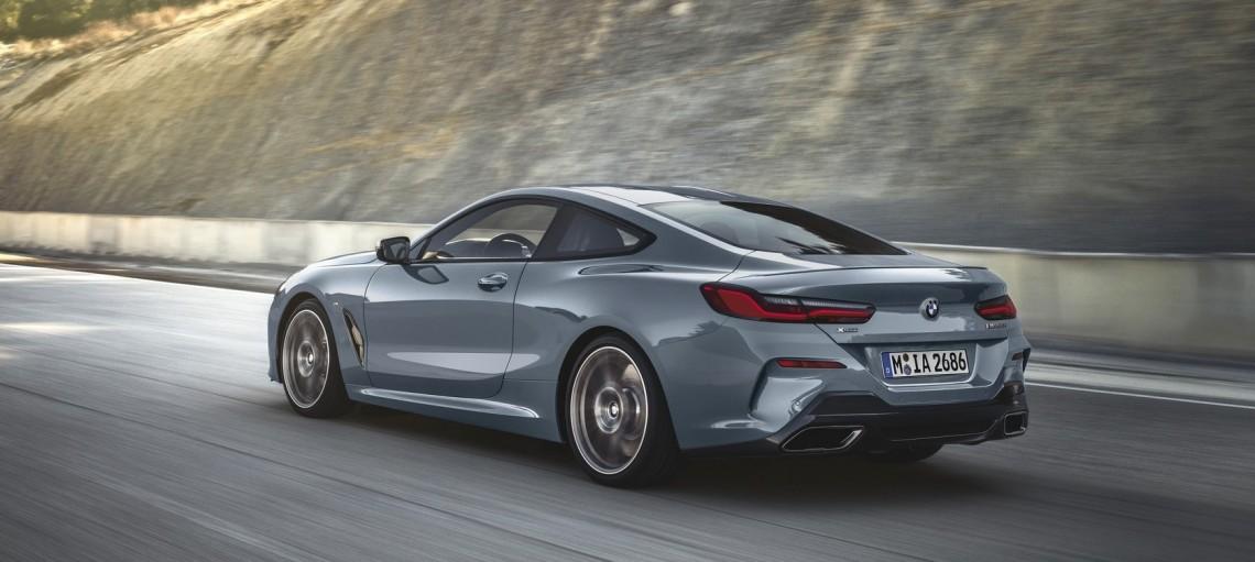 Новий BMW 8 серії Coupe