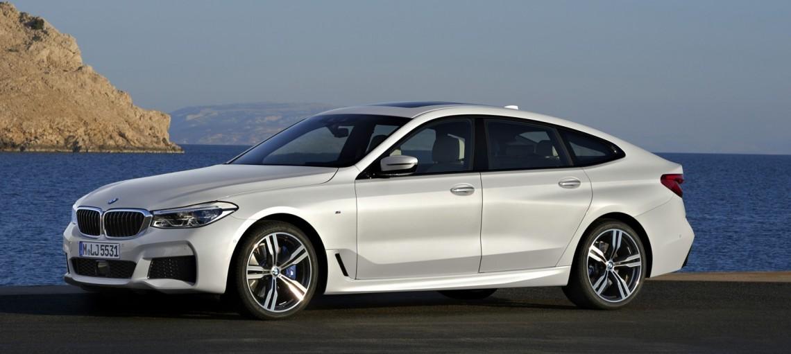 BMW GT 6 серии: долгожданная новинка