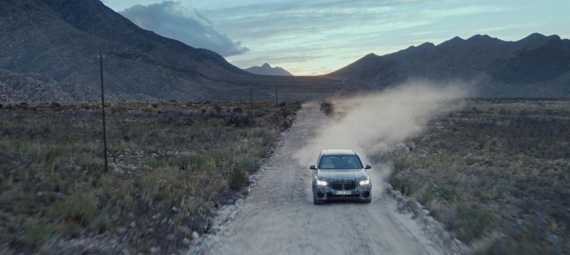 Випробування нового BMW X5. Від полярного кола до Південної Африки.