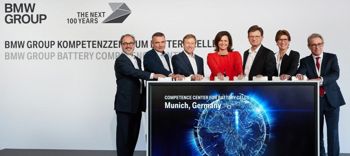 BMW Group инвестирует 200 миллионов евро в центр развития технологий аккумуляторных батарей