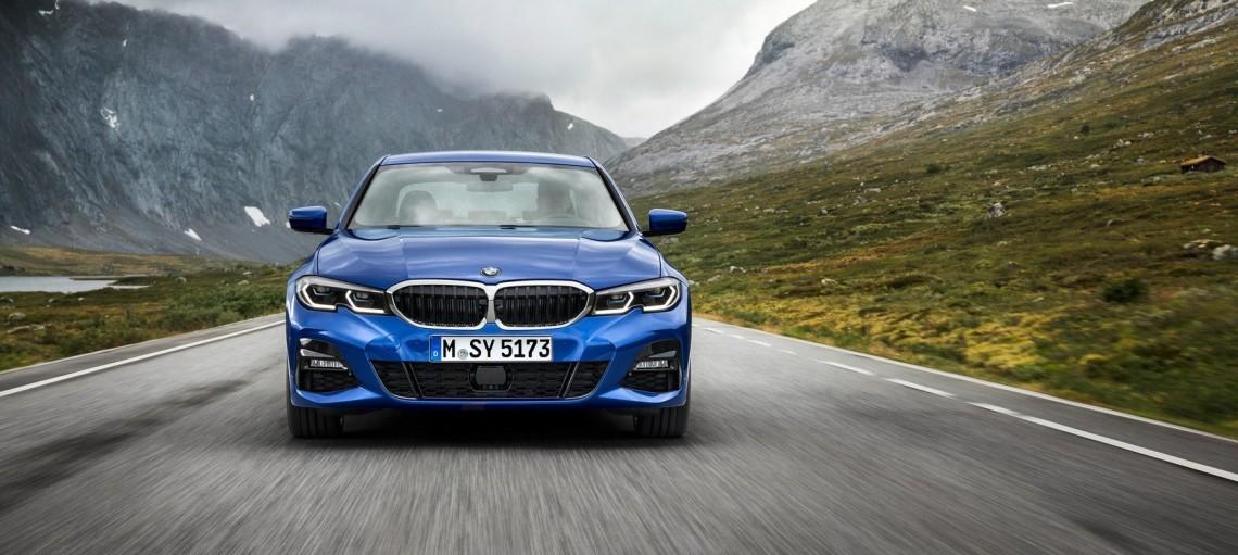 Новый BMW 3 серии.