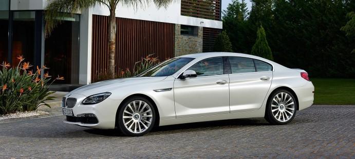 Нові моделі BMW 6 СЕРІЇ