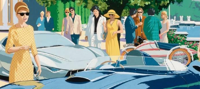 Конкурс элегантности Concorso D'eleganza Villa D'este 2015 года пройдет в стилистике безумных и прекрасных семидесятых.
