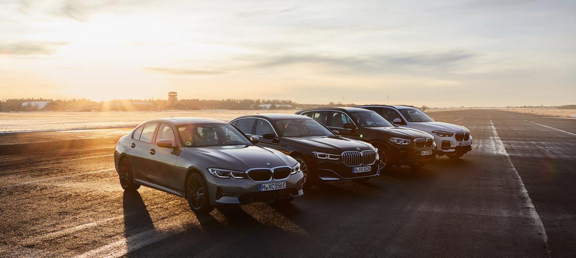 BMW на 89-му Женевському міжнародному автосалоні 2019.