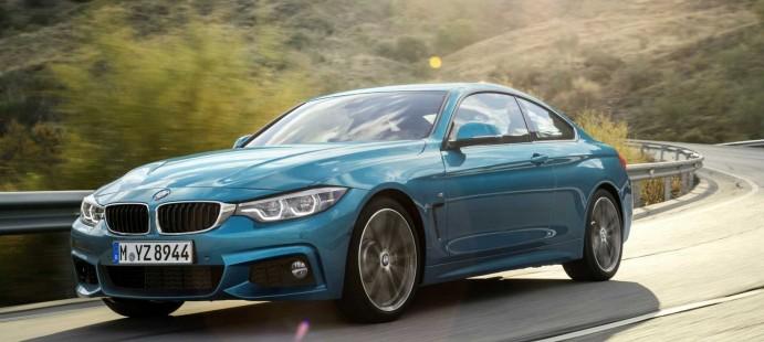 Новий BMW 4 СЕРІЇ.