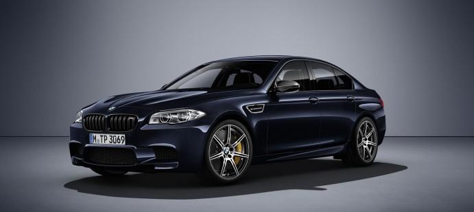 BMW GROUP предоставляет специальную версию BMW M5 COMPETITION EDITION. Совершенный спортивный СЕДАН бизнес-класса BMW пятого поколения.