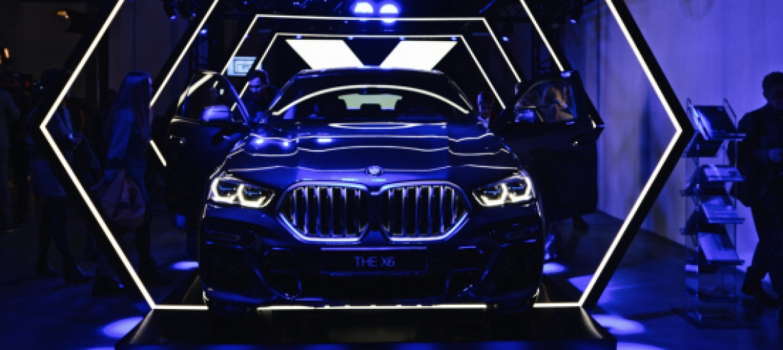Сяйво внутрішньої енергії. Ваше провокаційне самоствердження від бренду BMW у новому сезоні UFW