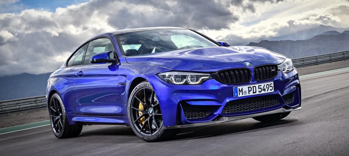 BMW M4 CS — динамика и превосходство