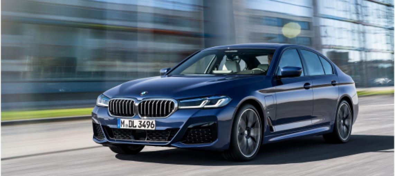 BMW Group представляє новий BMW 5 серії