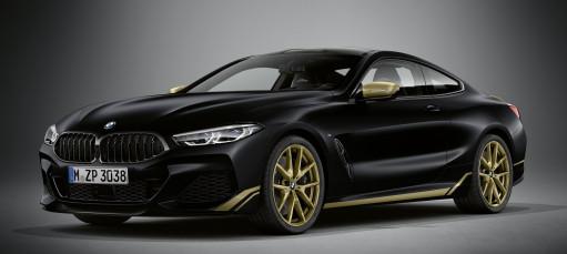 BMW Group представляє ексклюзивні BMW 8 серії Golden Thunder Edition