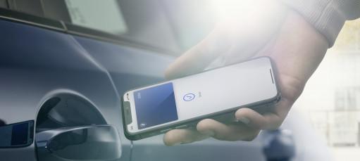 BMW Group первым в мире представил Digital Key для iPhone